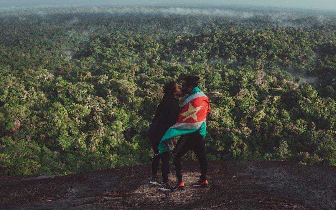 Touchdown Suriname Travel Vlog #56